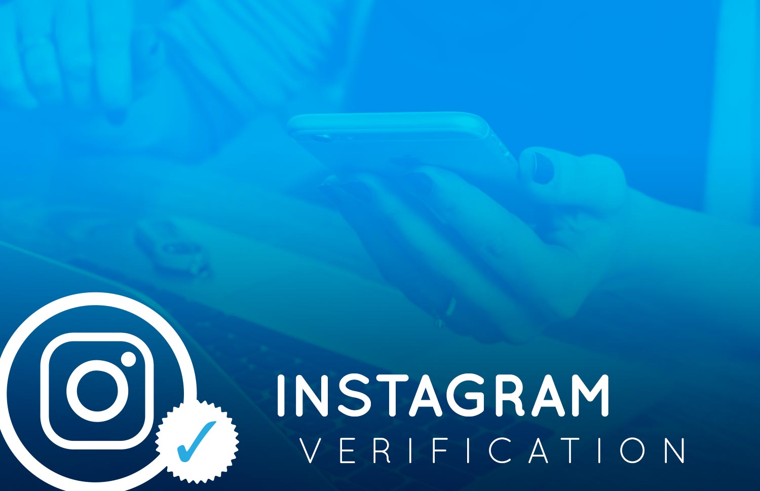 "header says ""instagram verification"""