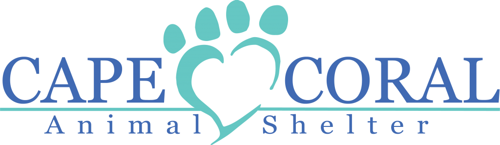 cape coral animal shelter logo