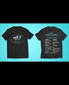 shirts for event at cape coral animal shelter