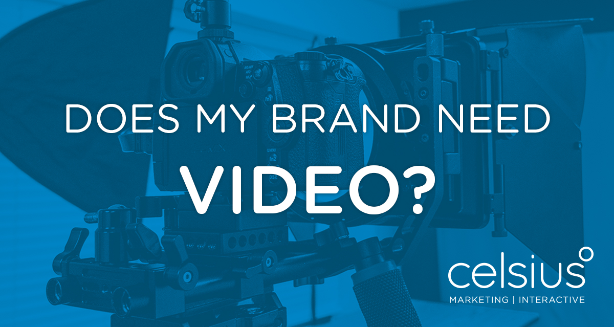 Does my brand need video?