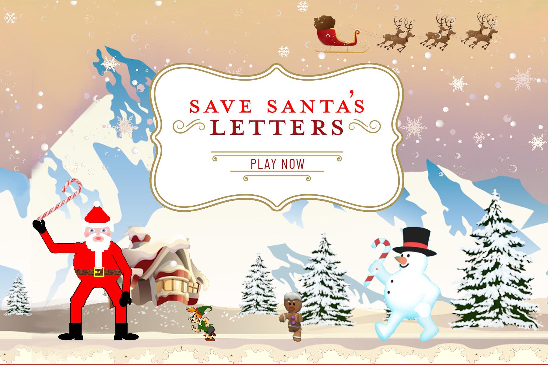Save Santa's Letters