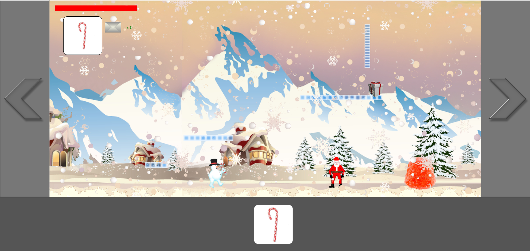 Save Santa's Letters Screen Shot